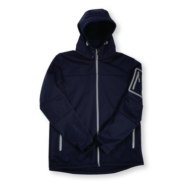 Softshelljacke navy S